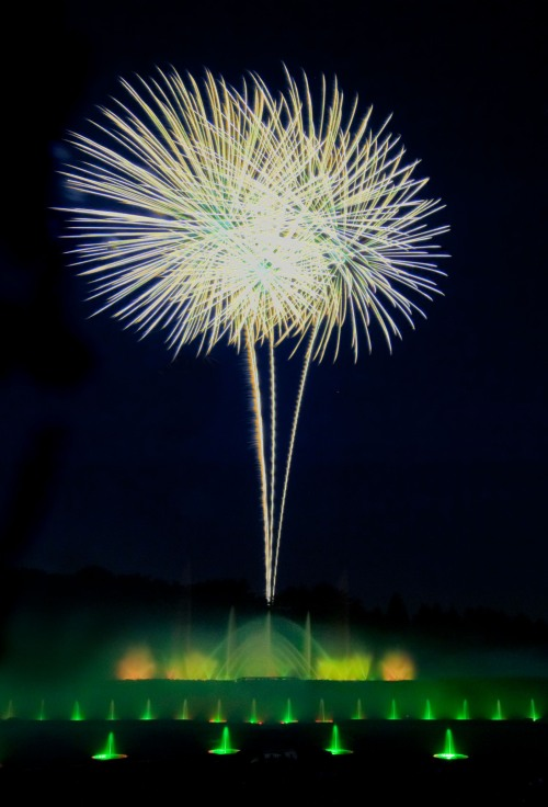 Fireworks & Fountains at Longwood Gardens